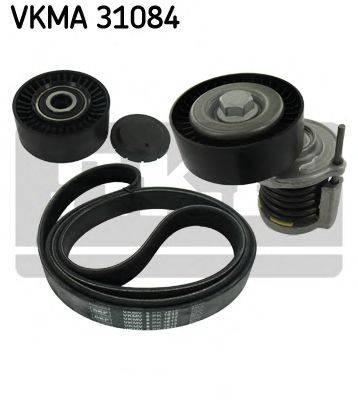 SKF VKMA31084 Поликлиновой ременный комплект