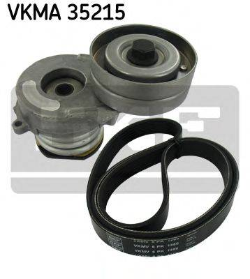 SKF VKMA35215 Поликлиновой ременный комплект