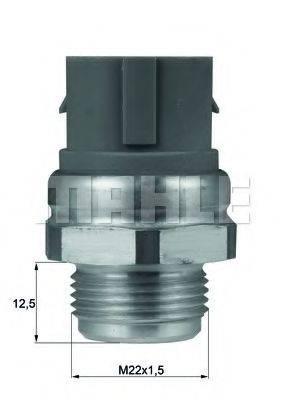 BEHR TSW48D Термовыключатель, вентилятор радиатора