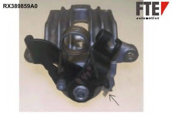 FTE RX389859A0 Тормозной суппорт