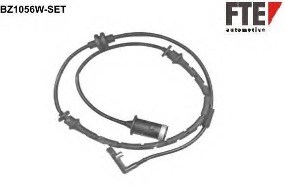 FTE BZ1056WSET Сигнализатор, износ тормозных колодок