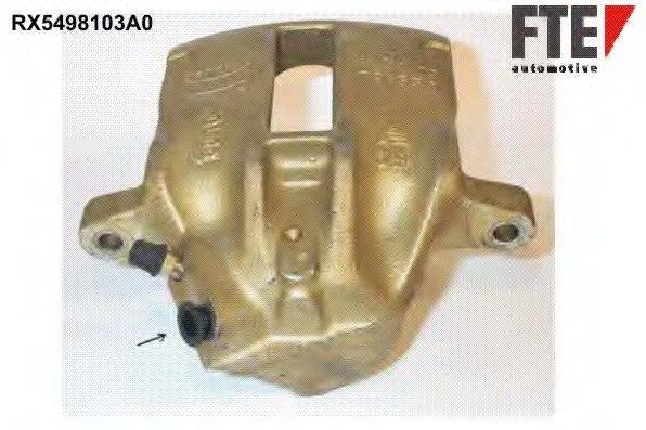 FTE RX5498103A0 Тормозной суппорт
