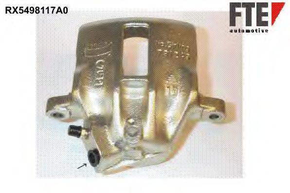 FTE RX5498117A0 Тормозной суппорт