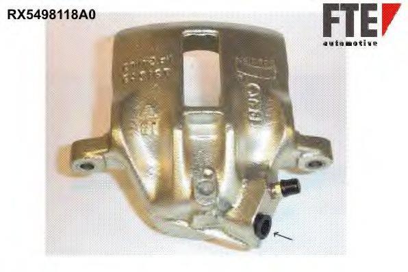 FTE RX5498118A0 Тормозной суппорт