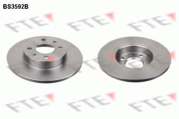 FTE BS3592B Тормозной диск