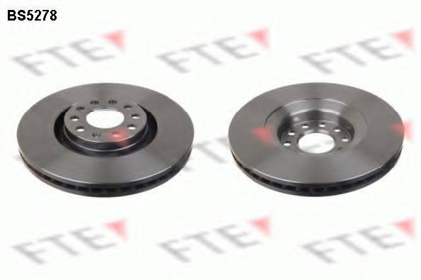 FTE BS5278 Тормозной диск