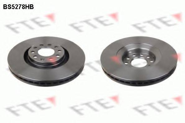 FTE BS5278HB Тормозной диск