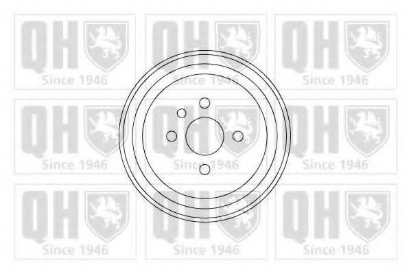 QUINTON HAZELL BDR108 Тормозной барабан