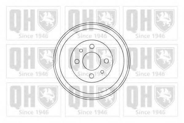 QUINTON HAZELL BDR146 Тормозной барабан