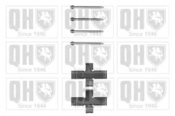 QUINTON HAZELL BFK652 Комплектующие, колодки дискового тормоза