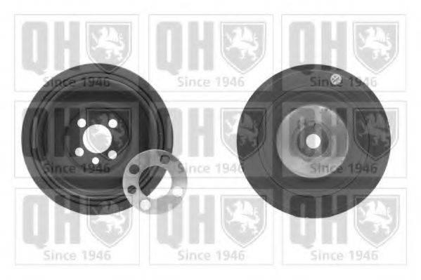 QUINTON HAZELL QCD29 Ременный шкив, коленчатый вал