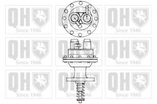 QUINTON HAZELL QFP129 Топливный насос