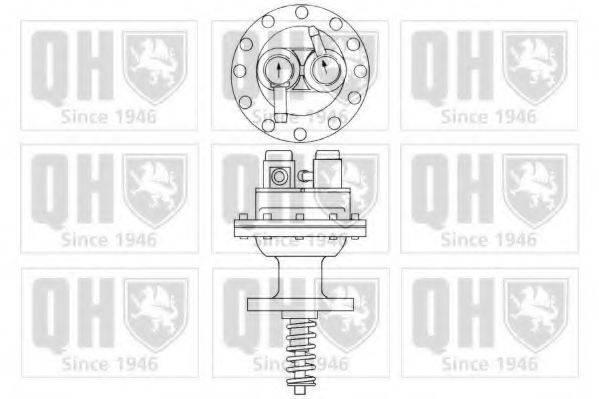 QUINTON HAZELL QFP70 Топливный насос