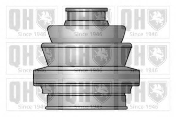 QUINTON HAZELL QJB593 Комплект пылника, приводной вал
