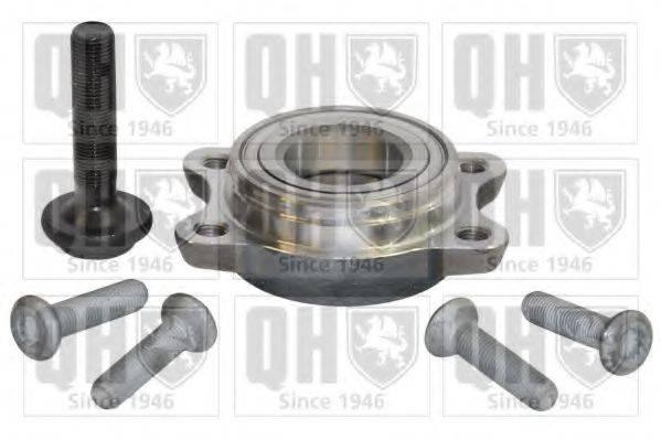 QUINTON HAZELL QWB1272 Комплект подшипника ступицы колеса