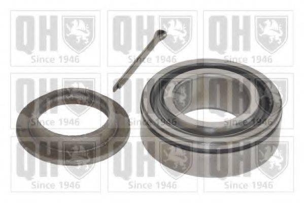 QUINTON HAZELL QWB281 Комплект подшипника ступицы колеса