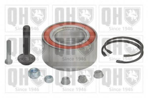 QUINTON HAZELL QWB733 Комплект подшипника ступицы колеса