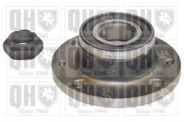 QUINTON HAZELL QWB736 Комплект подшипника ступицы колеса