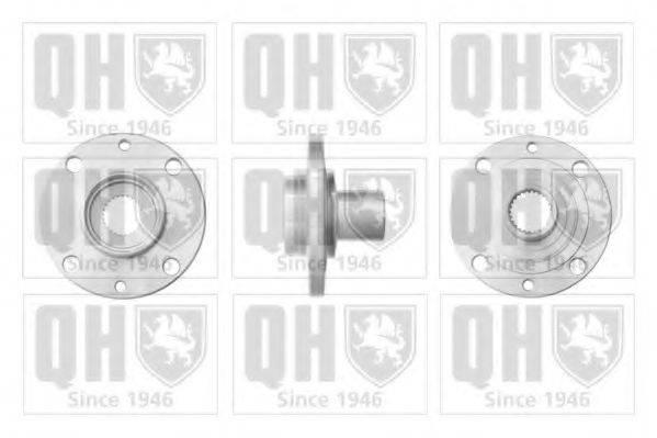 QUINTON HAZELL QWH116 Ступица колеса
