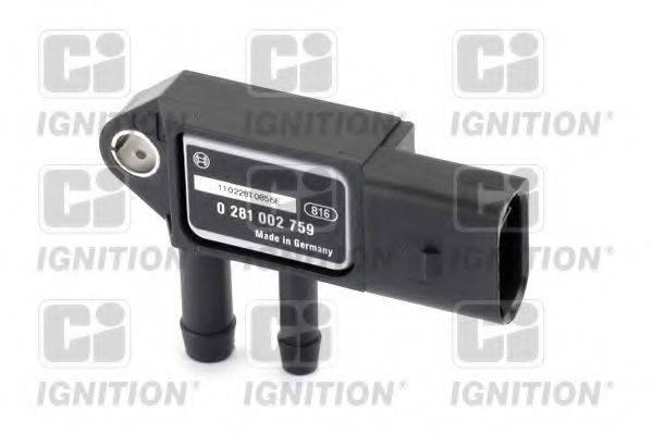QUINTON HAZELL XEPS100 Датчик, давление выхлопных газов