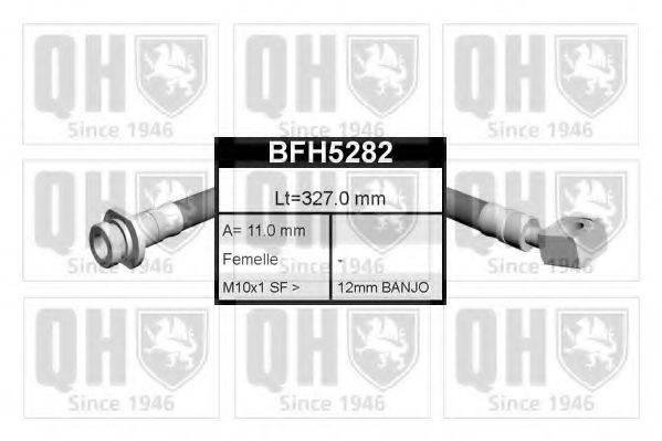 QUINTON HAZELL BFH5282 Тормозной шланг