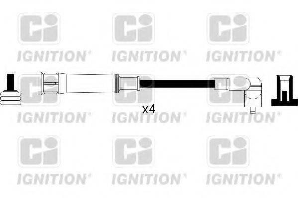 QUINTON HAZELL XC1039 Комплект проводов зажигания