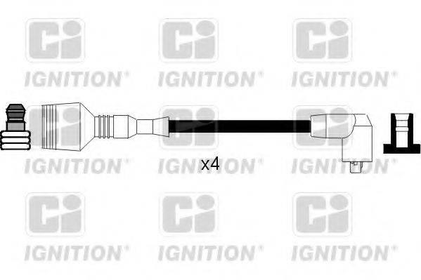 QUINTON HAZELL XC847 Комплект проводов зажигания