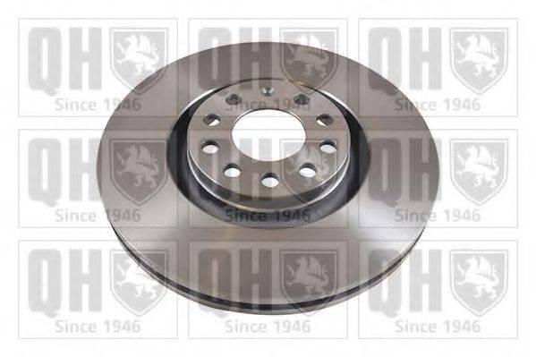 QUINTON HAZELL BDC5278 Тормозной диск