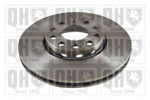 QUINTON HAZELL BDC5471 Тормозной диск