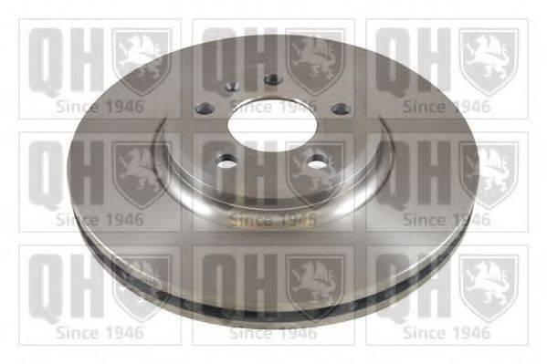 QUINTON HAZELL BDC5710 Тормозной диск