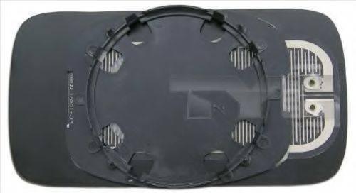 TYC 30100061 Зеркальное стекло, наружное зеркало