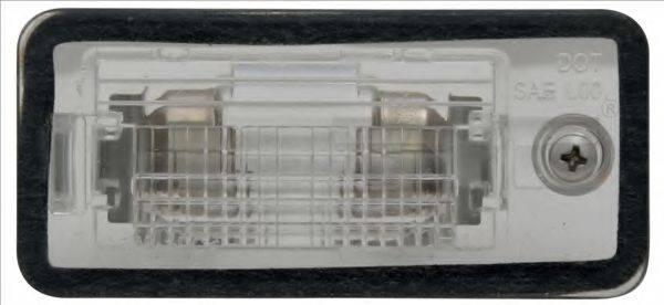 TYC 150273009 Фонарь освещения номерного знака