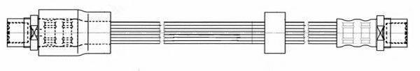 FERODO FHY2548 Тормозной шланг