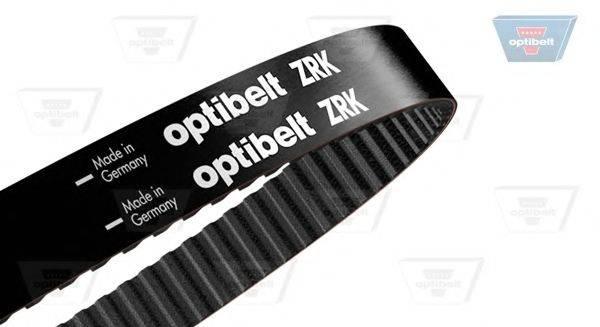 OPTIBELT ZRK1268 Ремень ГРМ