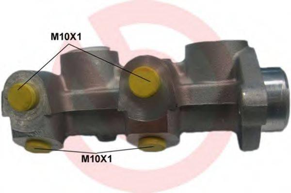 BREMBO M59035 Главный тормозной цилиндр