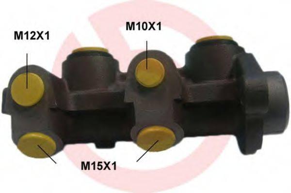 BREMBO M59036 Главный тормозной цилиндр