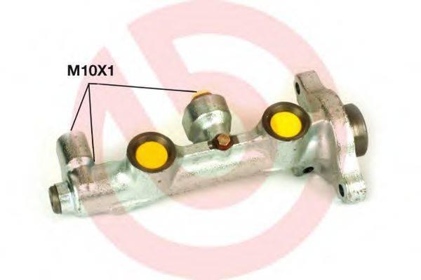 BREMBO M59055 Главный тормозной цилиндр
