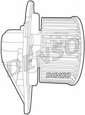 DENSO DEA02001 Вентилятор салона