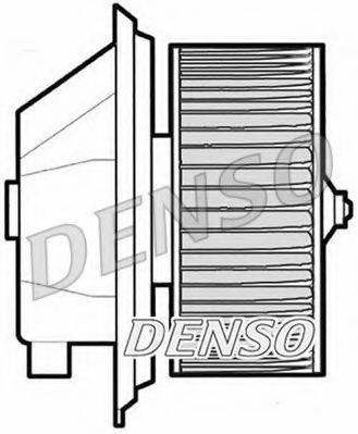 DENSO DEA09001 Вентилятор салона