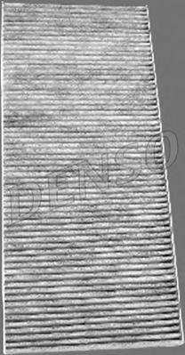 DENSO DCF124K Фильтр, воздух во внутренном пространстве