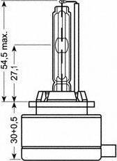 OSRAM 66140 Лампа накаливания, фара дальнего света; Лампа накаливания, основная фара; Лампа накаливания, противотуманная фара; Лампа накаливания, основная фара; Лампа накаливания, фара дальнего света; Лампа накаливания, противотуманная фара