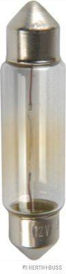 HERTH+BUSS ELPARTS 89901151 Лампа накаливания, фонарь освещения номерного знака; Лампа накаливания, oсвещение салона; Лампа накаливания; Лампа накаливания, фонарь указателя поворота; Лампа накаливания, фонарь освещения багажника; Лампа накаливания, подкапотная лампа; Лампа накаливания, задний гарабитный огонь; Лампа накаливания, фонарь установленный в двери; Лампа, освещение ящика для перчаток; Лампа, лампа чтения