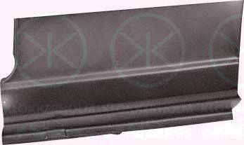 KLOKKERHOLM 5049561 Боковина