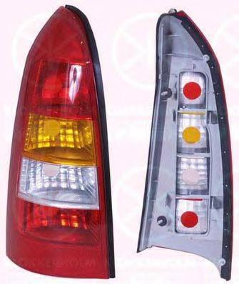 KLOKKERHOLM 50510713 Задний фонарь