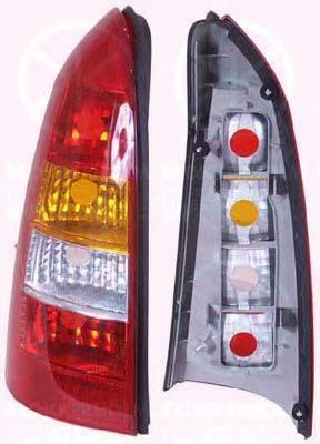KLOKKERHOLM 50510716A1 Задний фонарь