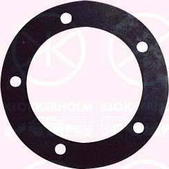 KLOKKERHOLM 50990096 Прокладка, датчик уровня топлива