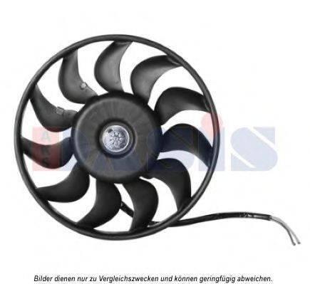 AKS DASIS 048048N Вентилятор, охлаждение двигателя