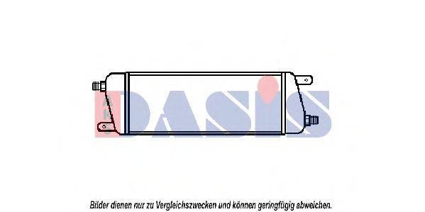 AKS DASIS 156010N масляный радиатор, двигательное масло