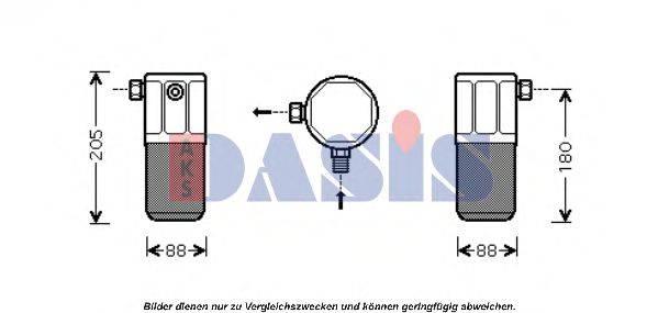 AKS DASIS 803550N Осушитель, кондиционер
