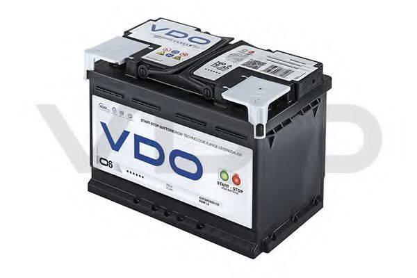 VDO A2C59520011D Стартерная аккумуляторная батарея; Стартерная аккумуляторная батарея
